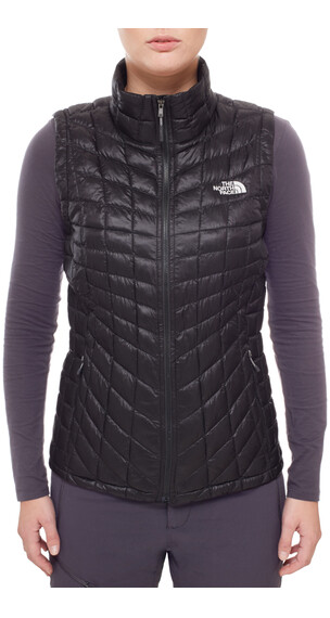 The North Face ThermoBall Vest Damer sort